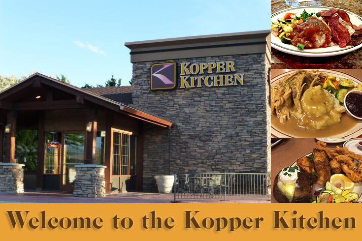The Kopper Kitchen Strives To Serve High Quality Flavorful Foods In A Courteous And Cheerful Manner Our Recipes Are Carefully Developed Emphasize